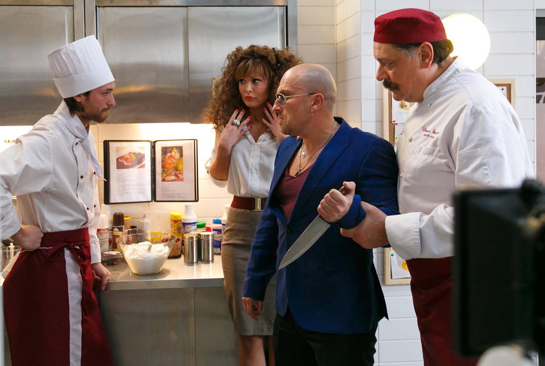 Сериал кухня 1