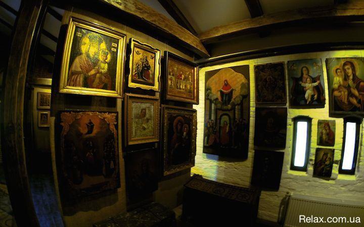 Музей иконы в Радомышле
