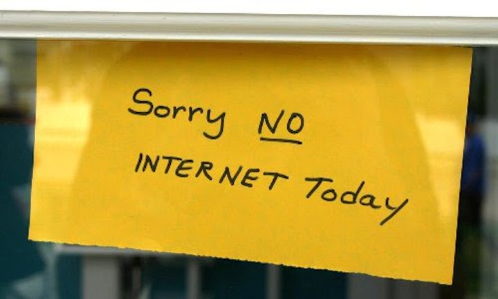 Отдых без Интернет