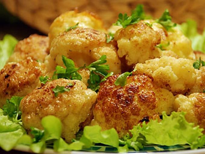 Брокколи в кляре пошаговый рецепт в духовке