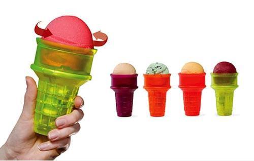 Вращающийся держатель для мороженого