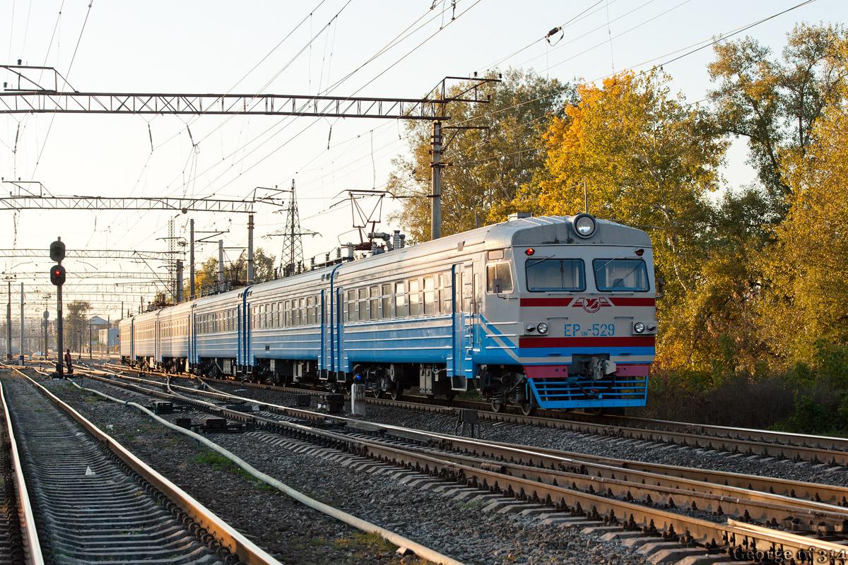 Объехать Киев на городской электричке