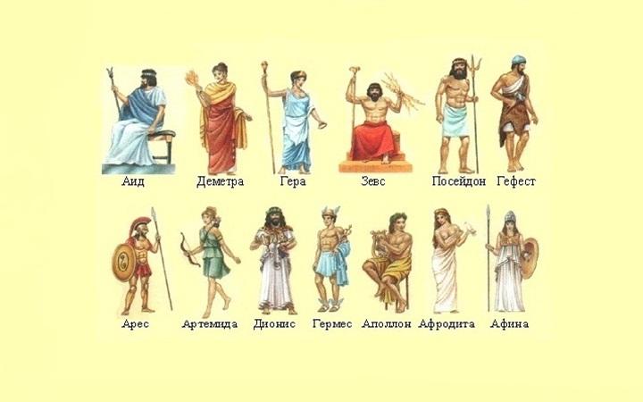 Идея на выходные: Вечеринка в греческом стиле
