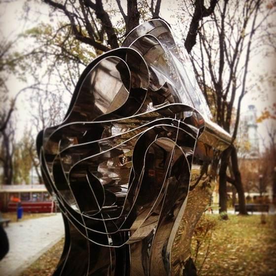 Романтическая скульптура