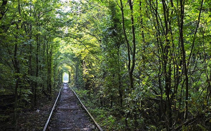 Туннель Любви, Ровно