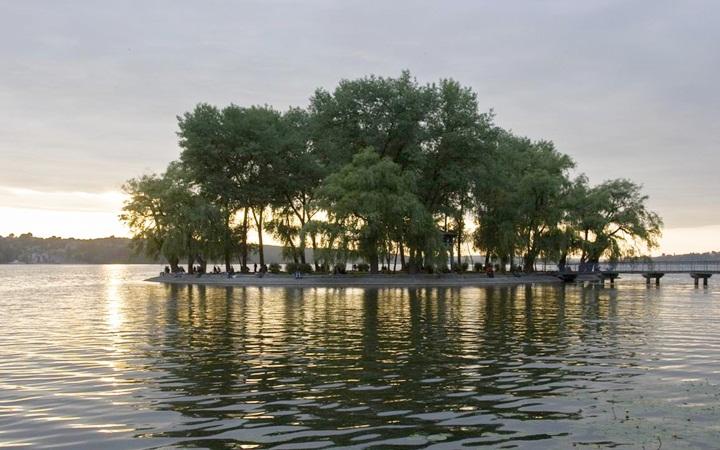 Остров Влюбленных, Тернополь