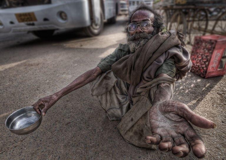 Международный день помощи бедным