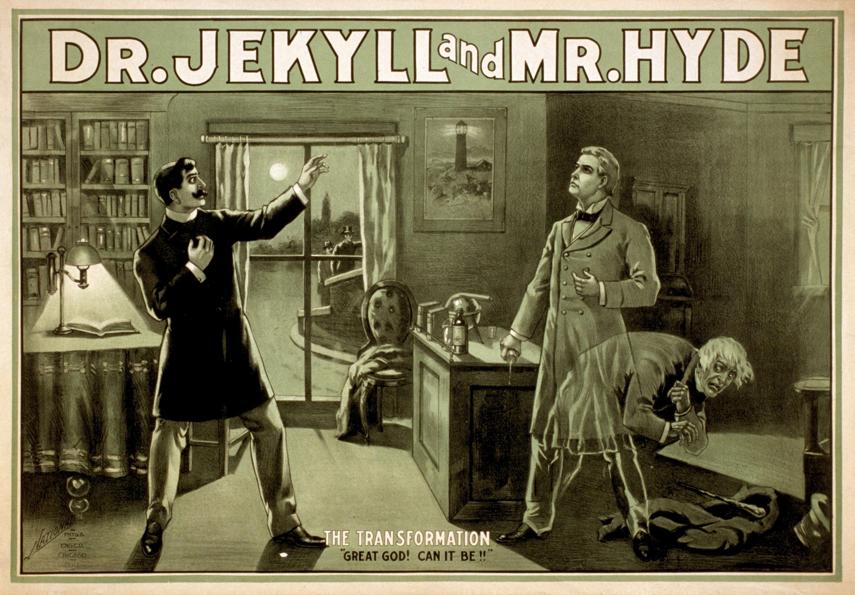 «Странная история доктора Джекила и мистера Хайда»