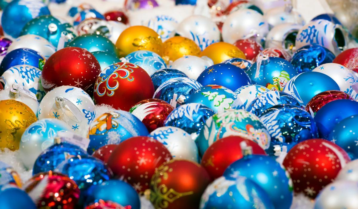Экскурсия в Киеве: Экскурсия на фабрику ёлочных игрушек