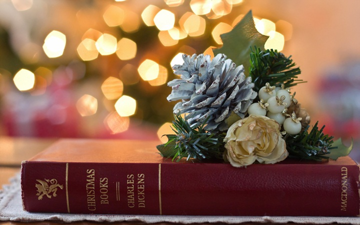 Новогодние книги для детей