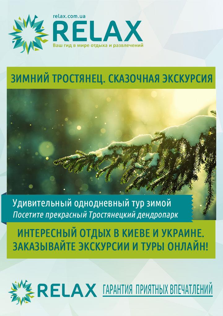 Зимний Тростянец