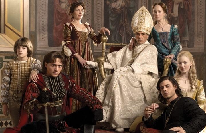 Лучшие исторические сериалы