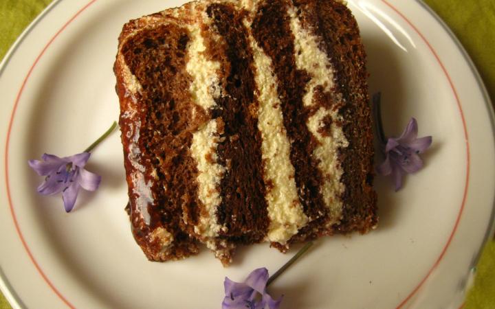 Торт птичье молоко рецепт с манкой в домашних условиях