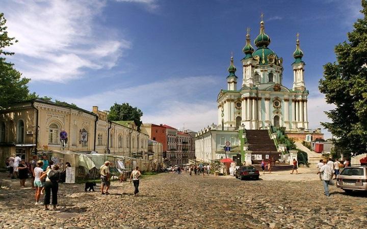 Экскурсия по Киеву Древний Киев