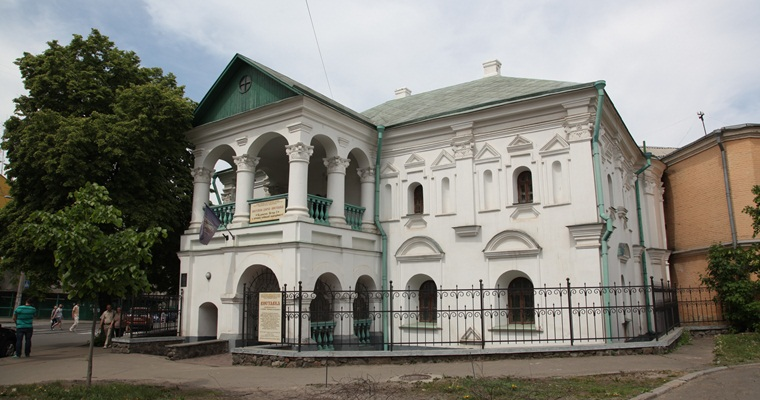 Дом Петра I