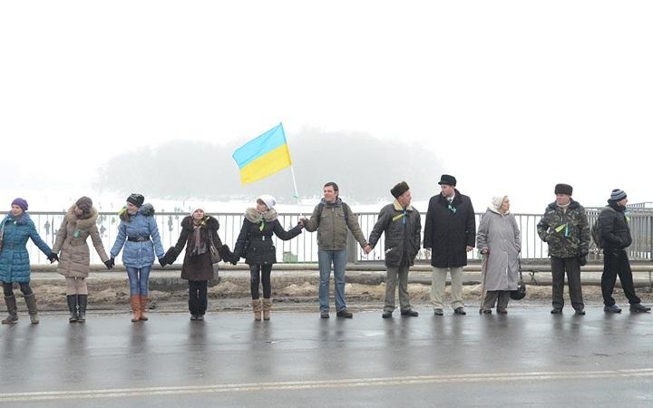 День соборности и свободы Украины
