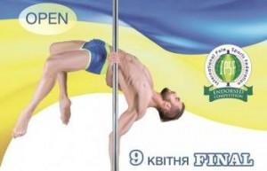 Ukrainian Pole Sport Championship OPEN 2016