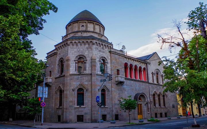 Арабский домик в Киеве