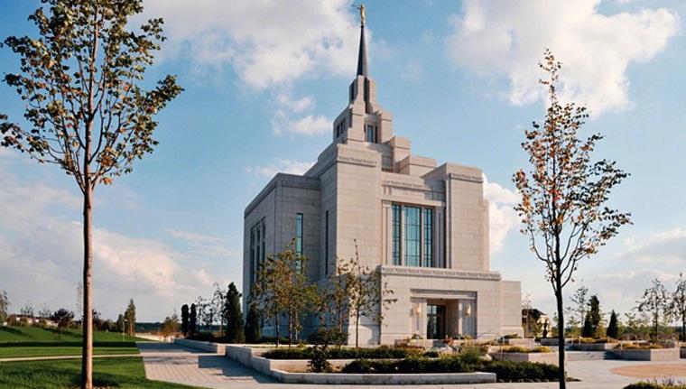 Храм Церкви Иисуса Христа Святых последних дней