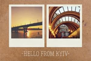 Лучшие открытки Киева-6