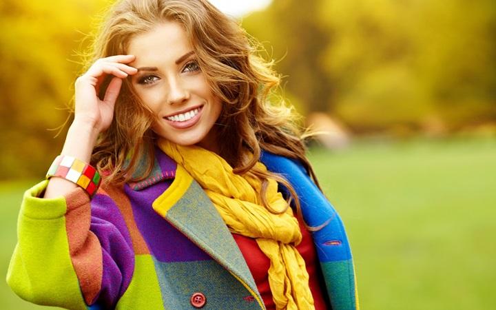 Топ-10 способов повязать весенний шарф