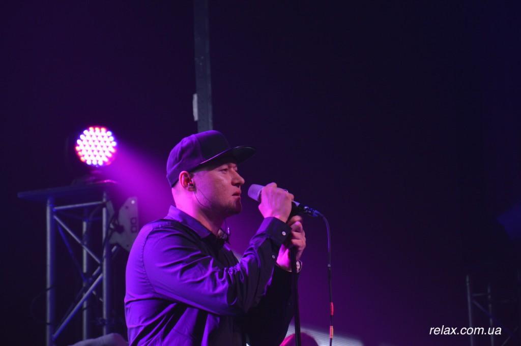Бумбокс. Концерт в Киеве 28 февраля 2015