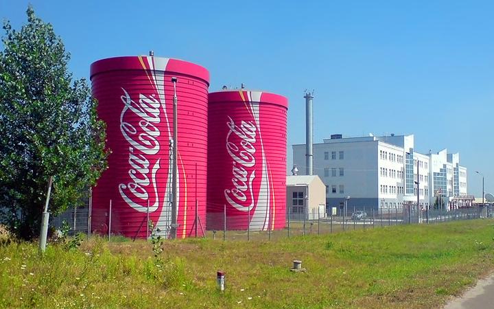 Экскурсия на завод Кока-Кола