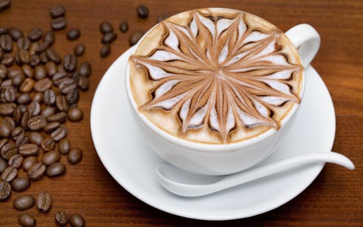 Кофе-арт - искусство по созданию отличного настроения