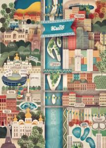 Лучшие открытки Киева