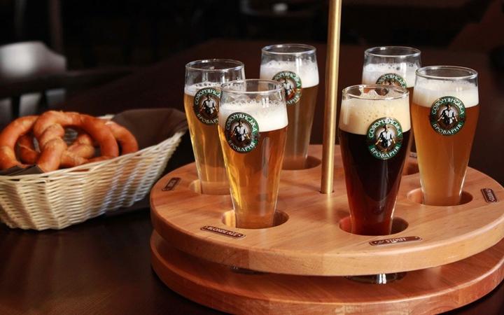 Экскурсия в Киеве: Экскурсия по Подолу с дегустацией пива