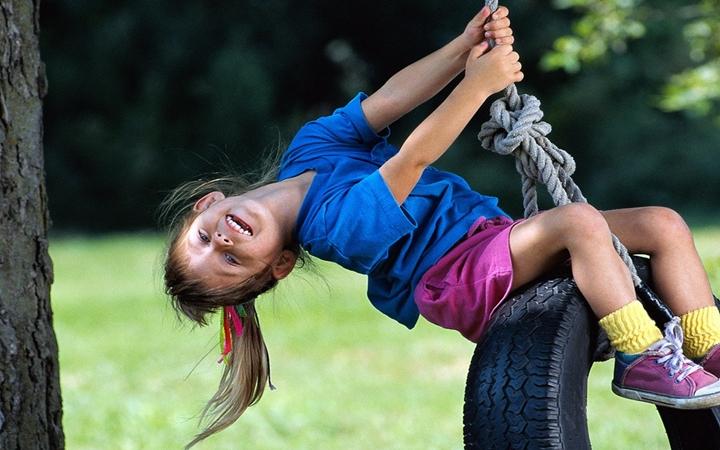 Счастье – это те радостные моменты детства, которые мы будем вспоминать всю жизнь.