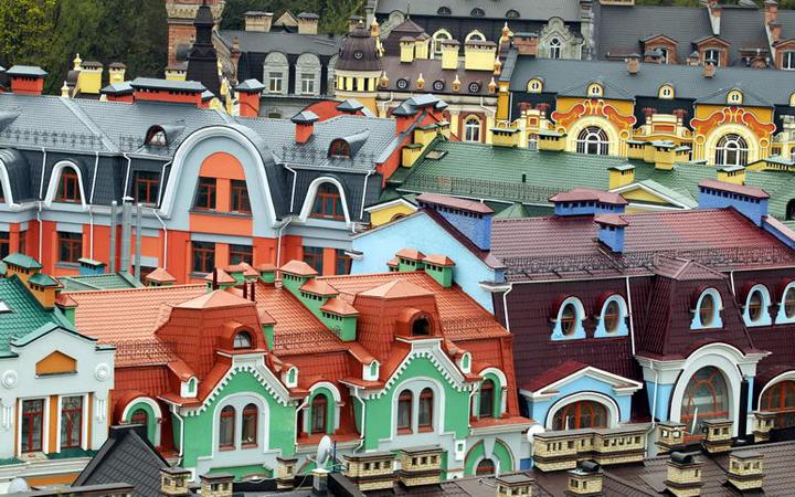 Экскурсии в Киеве: Экскурсия Дворики Подола