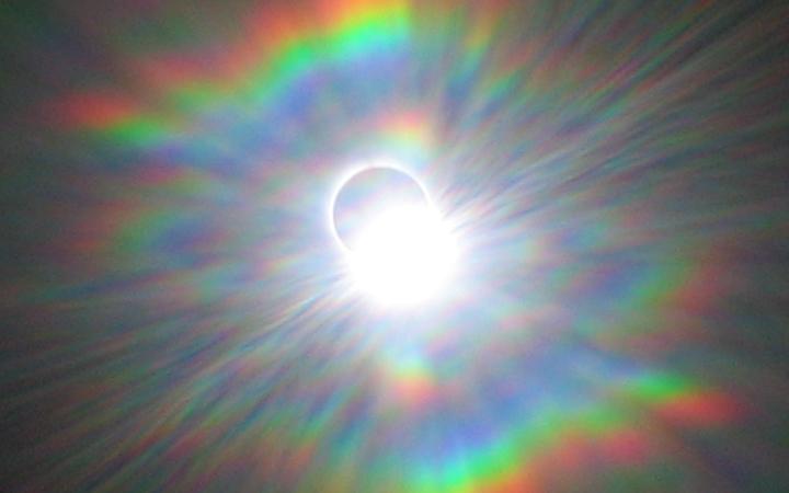 Солнечное затмение опасно, как для физического, так и для эмоционального здоровья