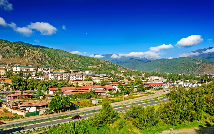 Маленькая и счастливая страна Бутан
