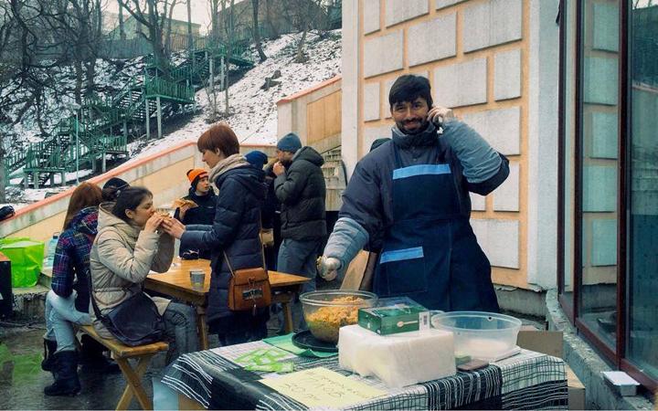 Благодаря жителям Донбаса Печерский плов давно стал нарицательным