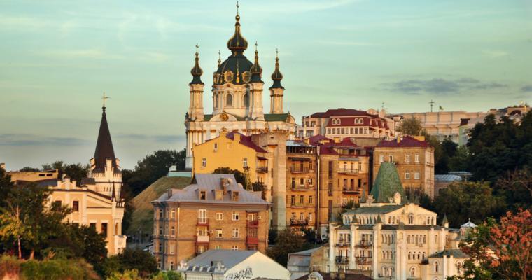 Экскурсия в Киеве: Секретный Киев