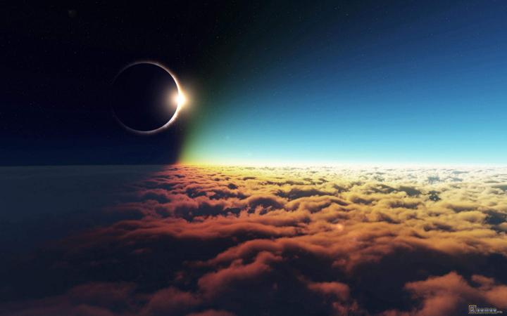 Солнечное затмение - уникальное астрономическое шоу, которое нельзя пропустить!