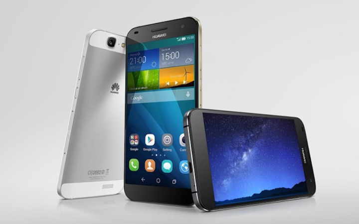 Смартфон Huawei G7