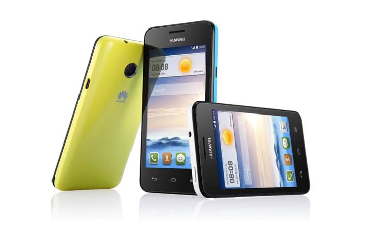 Смартфон Huawei Ascend Y330