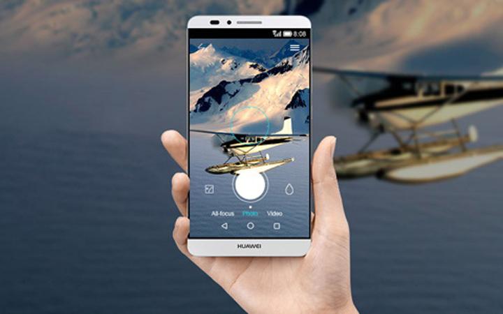 Смартфон Huawei Mate 7Смартфон Huawei Mate 7