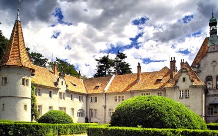Замок графа Шенборна