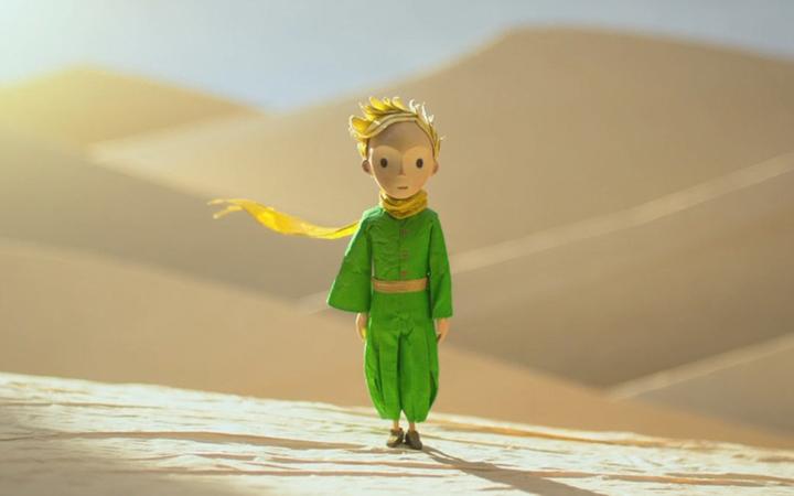 Маленький принц анимация