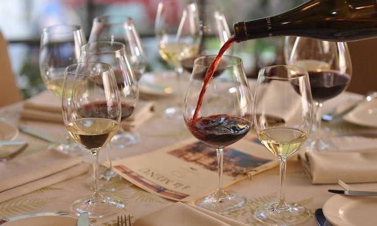 Мастер-класс - дегустация вина