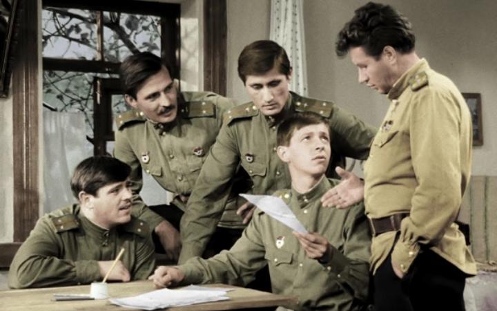 Один из лучших фильмов о войне