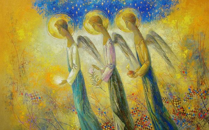 Святая троица. Картина