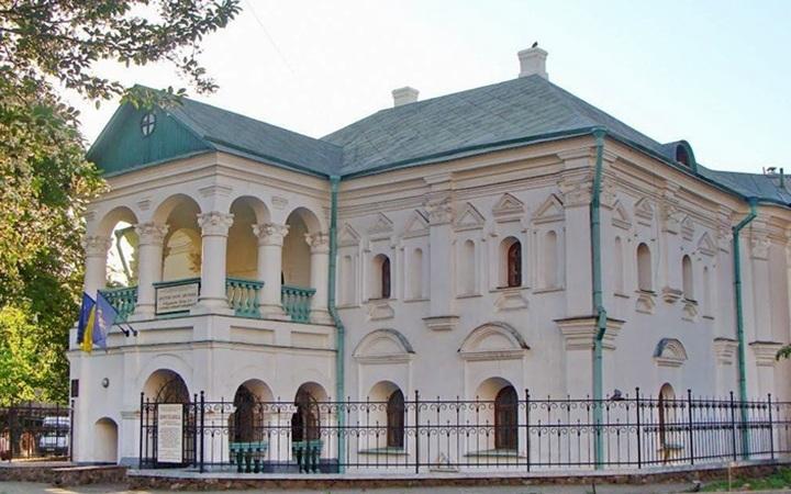 Дом Петра I в Киеве