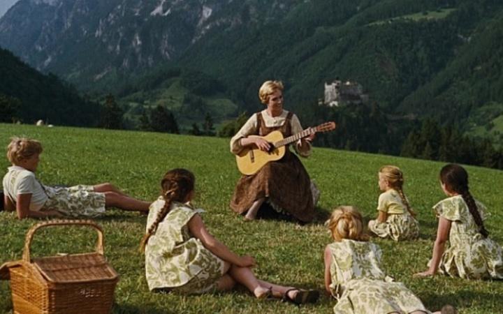 Фильм «Звуки музыки»