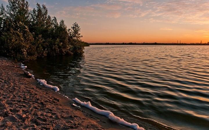 Озеро Тяглое