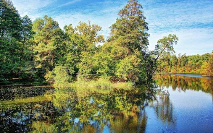 Озеро Горащиха
