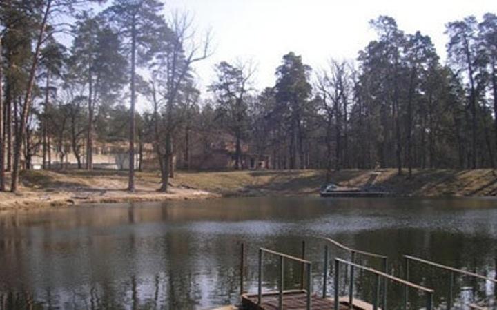 Озеро УТОГ